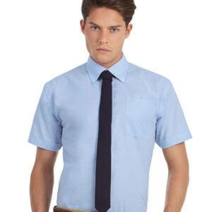 camicia-oxford-uomo-m-c-BARETZ