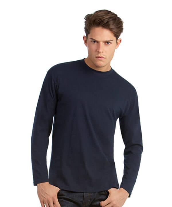 maglietta-t-shirt-exact-manica-lunga