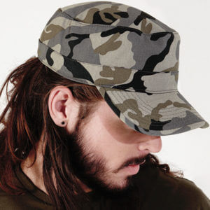 CAPPELLINO CAMOUFLAGE ARMY