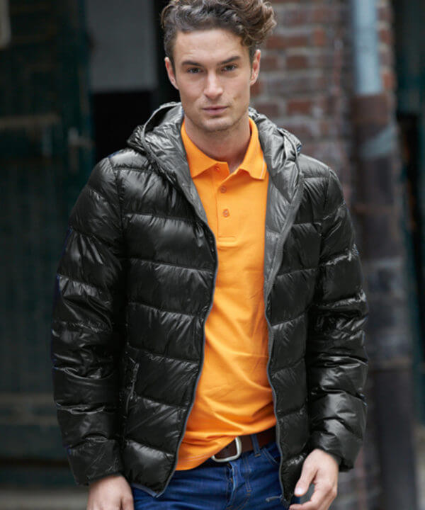 JACKET MEN'S DOWN-BARETZ-