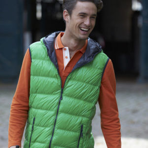 JJACKET MEN'S DOWN VEST-BARETZ-