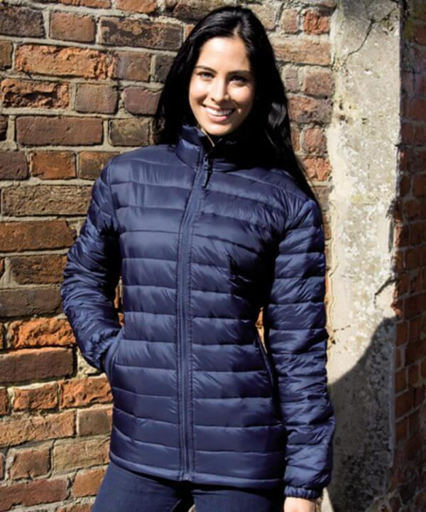JACKET LADIES ICE BIRD PADDED-BARETZ-
