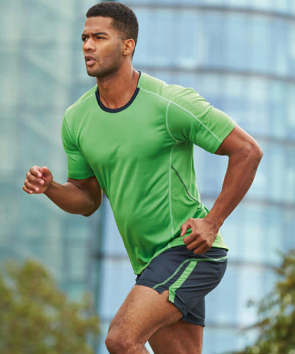 Men's Running T-shirt -BARETZ-