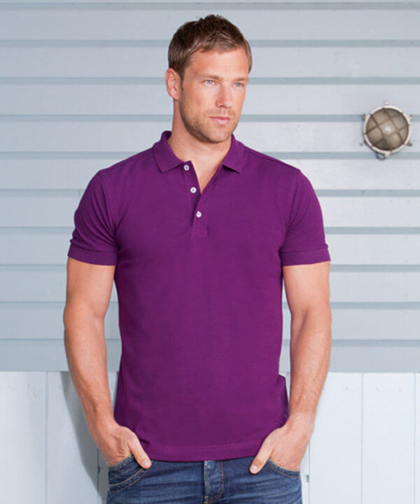 MAGLIETTA POLO STRETCH MEN-BARETZ-