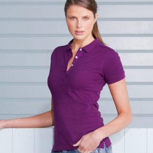 MAGLIETTA POLO STRETCH WOMEN-BARETZ-