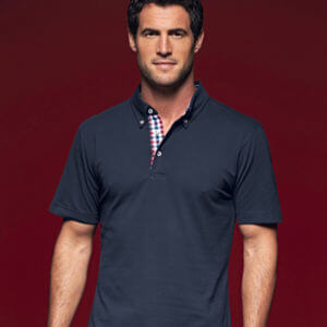MAGLIETTA POLO MEN PLAIN-BARETZ-