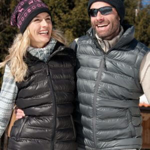 GILET MEN ICE BIRD PADDED-BARETZ-