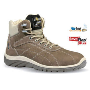 SCARPA ANTINFORTUNISTICA REBEL S3 SRC baretz