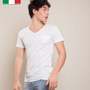 maglietta-uomo-t-shirt-scollo-a-v baretz