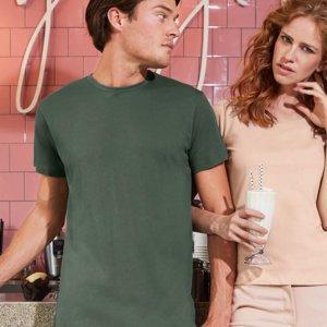 T-shirt magliette in cotone organico