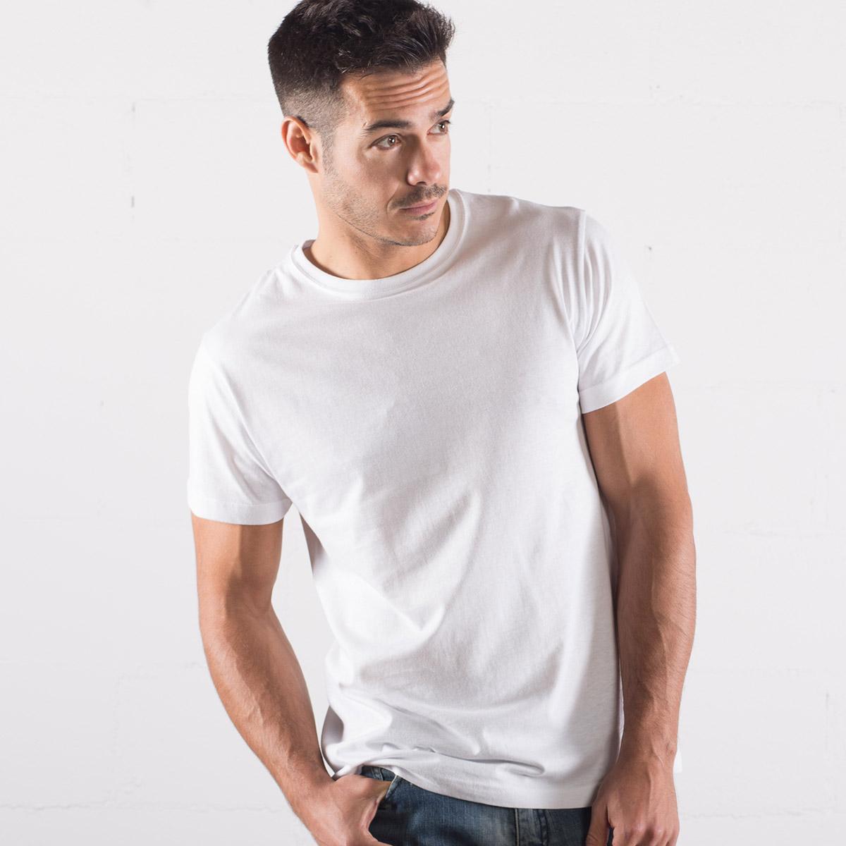 Maglietta t-shirt girocollo Evolution T