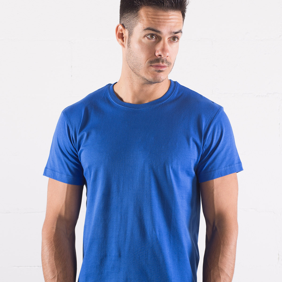 Maglietta t-shirt girocollo Evolution T