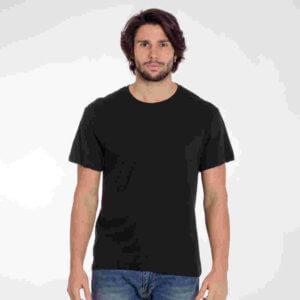 Maglietta T shirt Basic Essential manica corta Uomo baretz