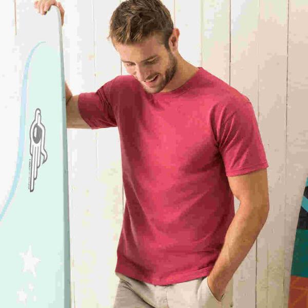 Maglietta T shirt Valueweight Short Sleeve filato Belcoro baretz