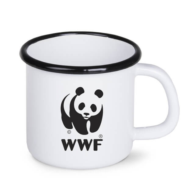 Tazza Scout WWF