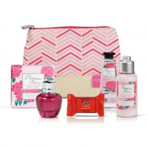 TROUSSE PIVOINE BODY CARE - L'OCCITANE EN PROVENCE-BARETZ-