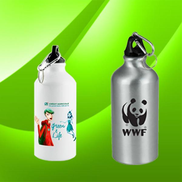 Borracce contro Plastica
